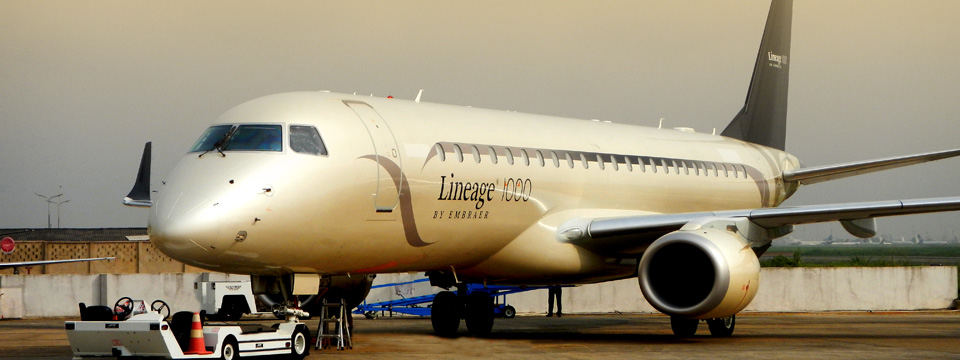 Embraer Linage 1000