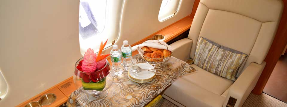 Executive Jet Lifestyle
